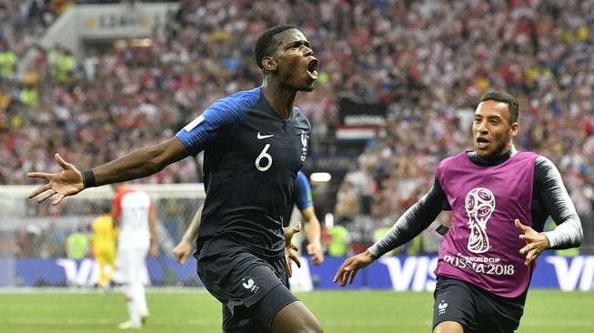 Perayaan Gol Paul Pogba Dikritik Makelele, Akankah Didengar?