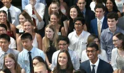 Inilah Lulusan SMA Terbaik di NSW 2017
