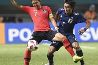 Korea Selatan Pertahankan Medali Emas Sepakbola