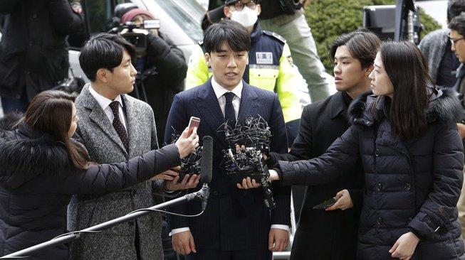 Megaskandal Seungri dan Molka, Sisi Kelam Gemerlap K-Pop
