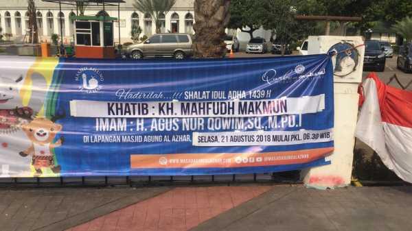 45 Masjid di Jakarta hingga Samarinda Rayakan Idul Adha Selasa