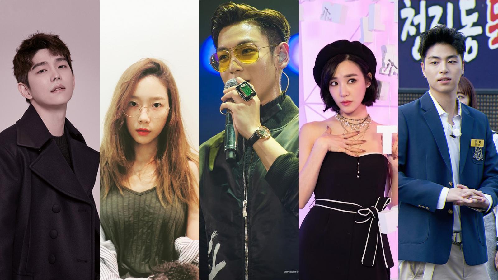 5 Selebriti Korea yang Pernah Bermasalah karena Postingan Instagram