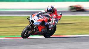 MotoGP San Marino: Dovizioso Jadi Juara, Lorenzo Crash