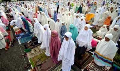 Ada 25 Tempat Shalat Idul Fitri di Denpasar