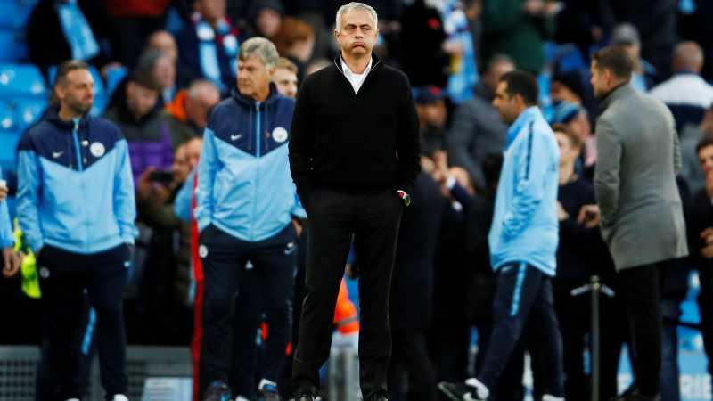 Bagi Mourinho, Manchester United Tak Bermain dengan Hati