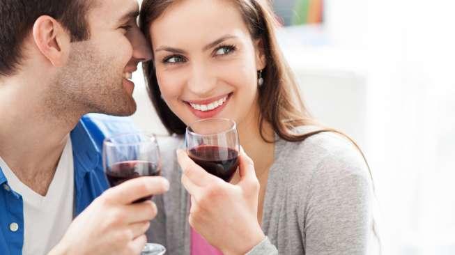 Segelas Wine Bikin Kamu Lebih Kreatif