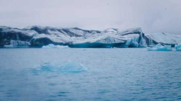 Lapisan Es Antartika Bisa Bernyanyi, Suaranya Merdu