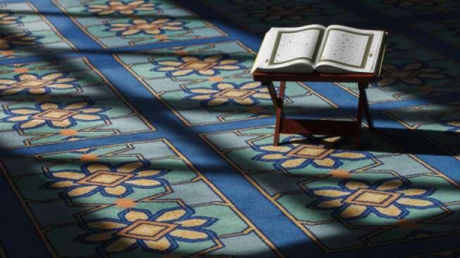 Kisah Guru Hafiz Al Quran yang Buta di Jalur Gaza