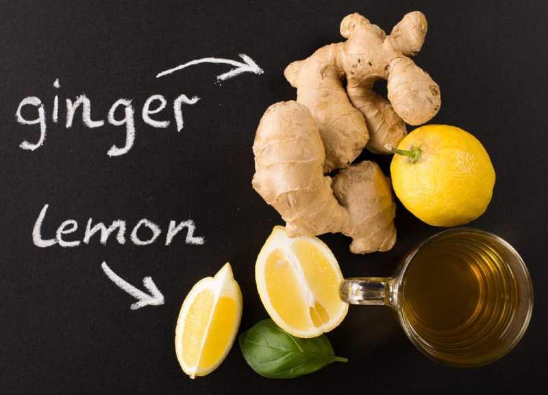 Ramuan lemon dan jahe, benarkah bisa mengecilkan perut buncit?