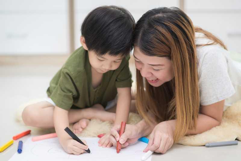Tidak Hanya Menyenangkan, Menggambar Ternyata Menyehatkan Bagi Anak dan Orang Dewasa, Lho!