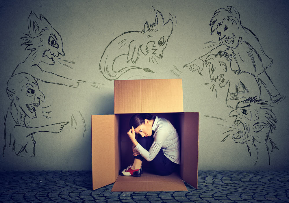 Tips Jitu Mengatasi Fobia Sosial (Social Anxiety Disorder)