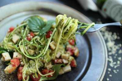 4 Kreasi Resep Mie Tanpa Karbohidrat untuk Buka Puasa