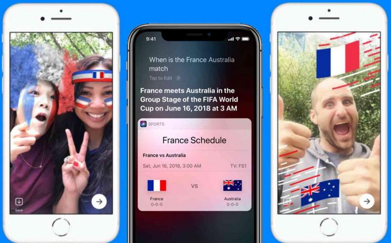 Siri Juga Tahu Soal Piala Dunia 2018