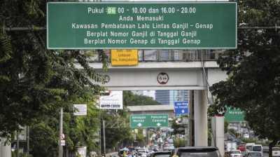 Polusi Jakarta, Ganjil Genap Perlu Diterapkan Bagi Motor?