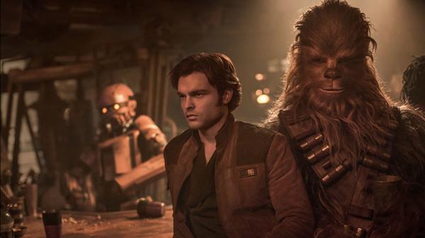 Pemasukan 'Solo: A Star Wars Story' Masih Jauh dari Harapan