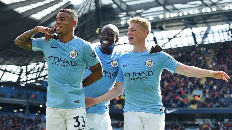 Manchester City Selangkah Lagi Menyamai Rekor Bayern Munich