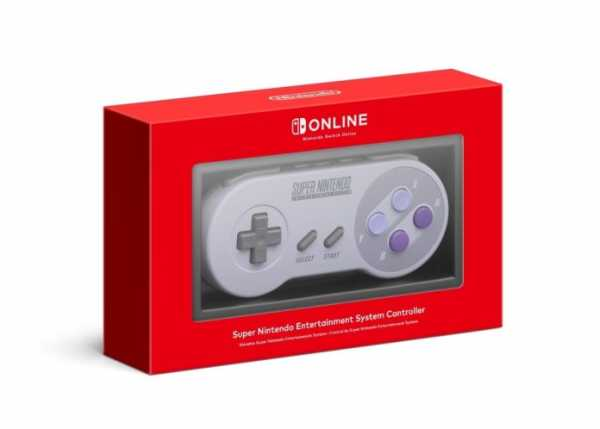 Nintendo Perkenalkan SNES Wireless Controller untuk Switch
