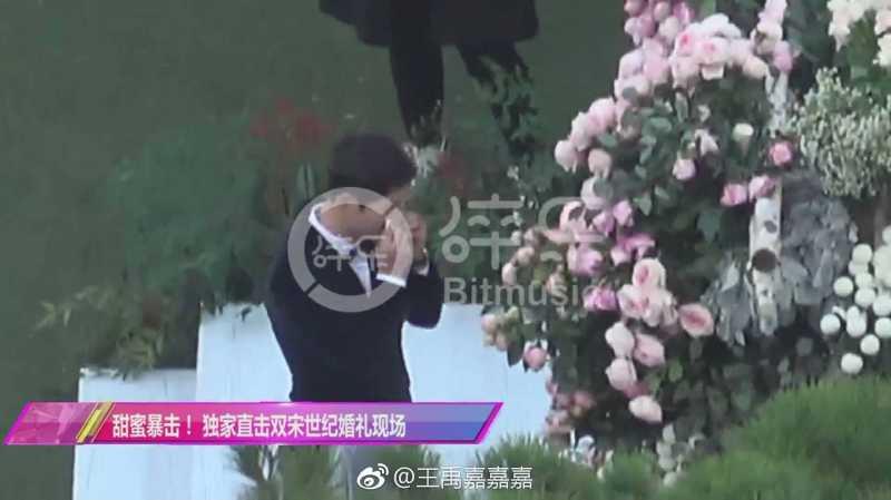 Menikah dengan Song Hye Kyo, Song Joong Ki Berurai Air Mata