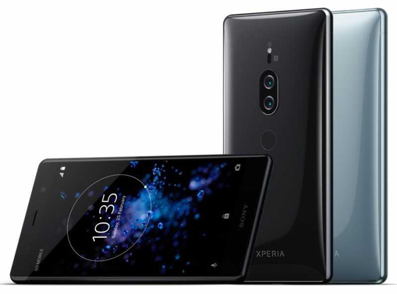 Sony Xperia XZ2 Premium: Tawarkan Layar 4K HDR, Snapdragon 845, dan Kamera Wow