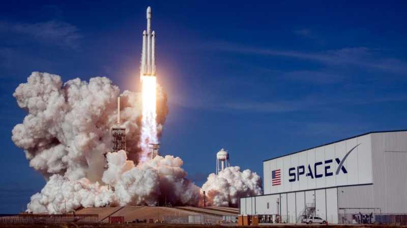SpaceX Buka Lowongan 543 Karyawan Baru, Berminat?