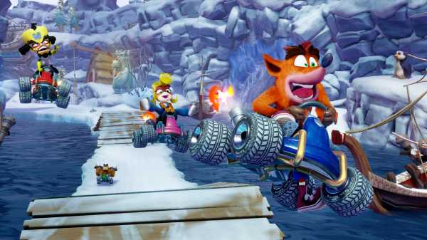 Game Balapan Klasik Crash Team Racing Bakal Hidup Lagi