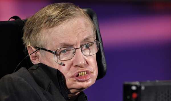 Saat Misa Arwah, Suara Stephen Hawking Dipancarkan ke Luar Angkasa