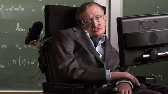 Hingga Wafat, Stephen Hawking Belum Juga Ngerti Tentang Perempuan