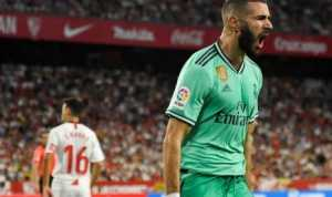 Real Madrid Menang atas Sevilla, Zidane Mengaku Puas