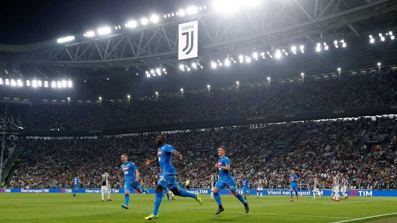 Gol Tunggal Koulibaly Bawa Napoli Tundukkan Juventus