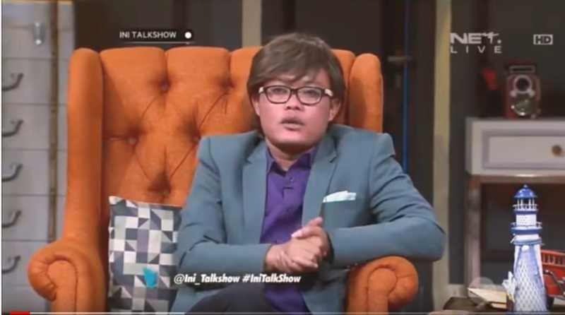 Shandy Aulia Klarifikasi Soal Sule Diduga Marah di Ini Talkshow