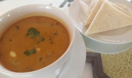 Menikmati Gurihnya Sup Harira