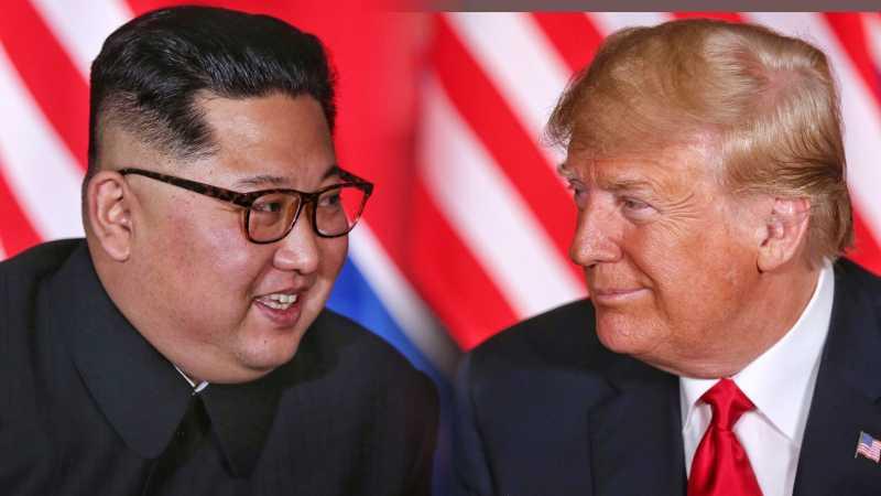 Bertemu Kim Jong-un, Trump Tidak Tidur Selama 25 Jam