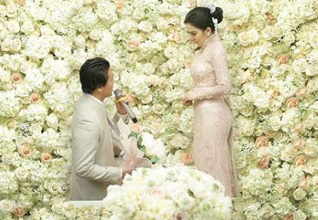 Hadir di Pernikahan Syahrini dan Reino Barrack, Ini Kata Rinaldi Yunardi