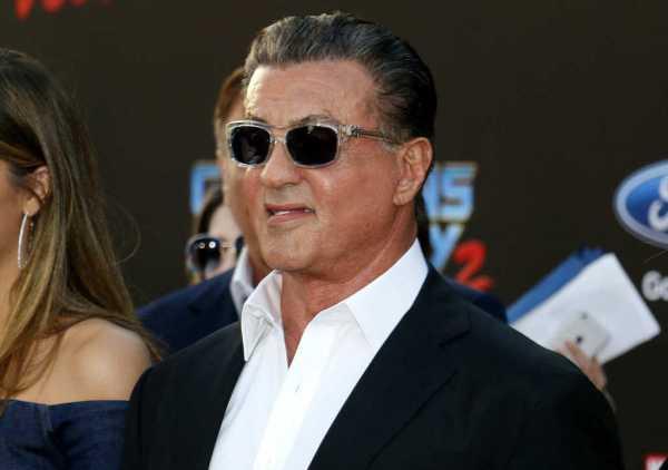Diisukan Meninggal, Sylvester Stallone: Saya Bangkit dari Kematian