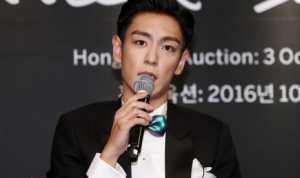 T.O.P Big Bang Diberhentikan dari Wamil