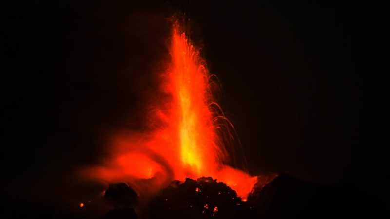 Bagaimana Manusia di Afrika Selatan Selamat dari Erupsi Gunung Toba?