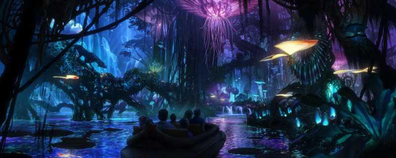 Taman Hiburan Avatar dan Star Wars akan Segera Dibuka