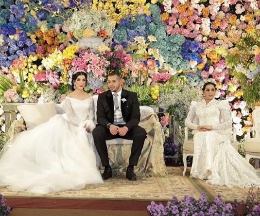 Selebgram Tasya Farasya Menikah, Begini Potret Kemewahannya