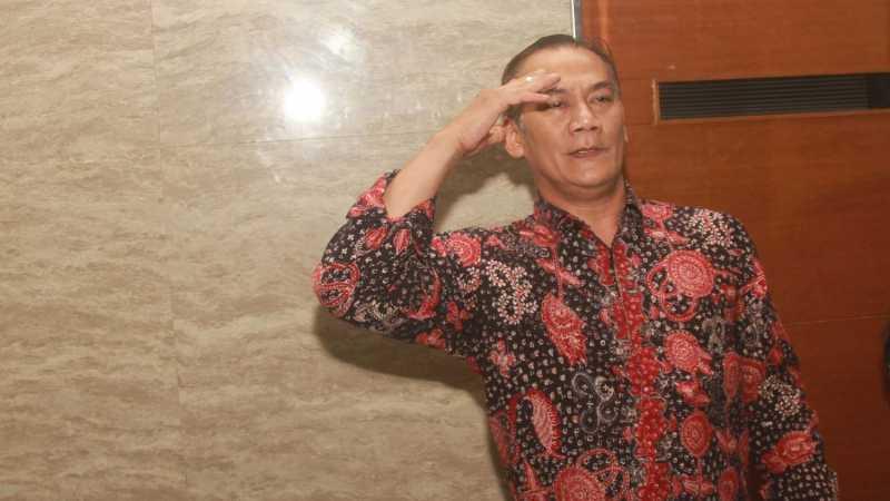Tio Pakusadewo Ditangkap Polisi di Rumahnya