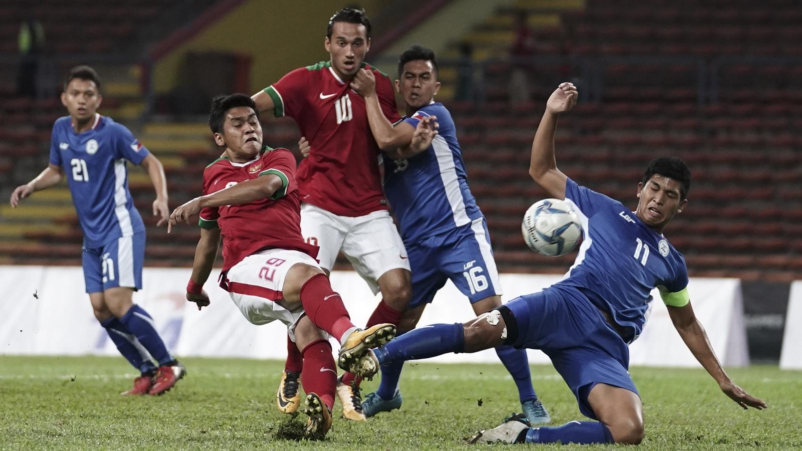 Timnas U-22 Hajar Filipina 3-0