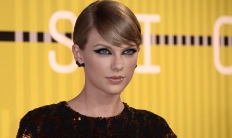 Lagu Baru Taylor Swift Geser Posisi Despacito di Billboard