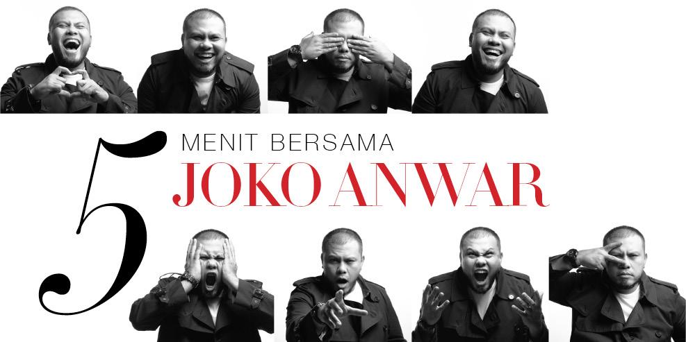 5 Menit Bersama Joko Anwar