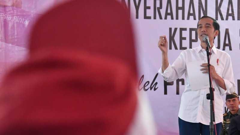 Selamat Ulang Tahun ke-56 Presiden Jokowi!