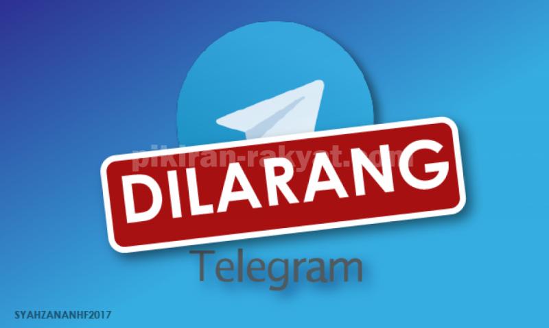 Telegram Dianggap Mengganggu Keamanan Negara