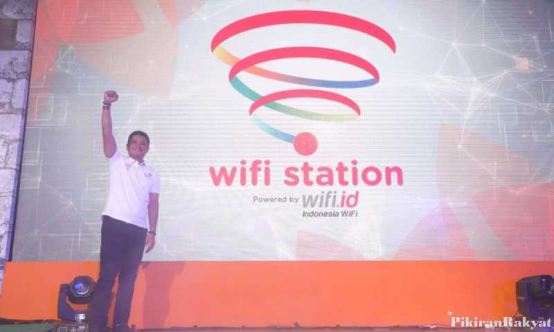 Telkom Perkenalkan WiFi Corner 2.0 & WiFi Station