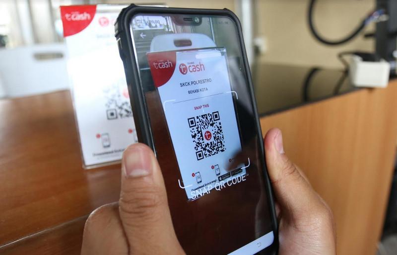 Bikin SIM dan SKCK di Bekasi Bisa Bayar Pakai TCash