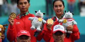 Daftar Perolehan Sementara Medali Asian Games 2018, Sabtu Malam 25 Agustus