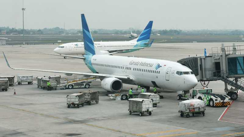 Tiket Garuda Indonesia Rute Banda Aceh-Jakarta Turun 50 Persen