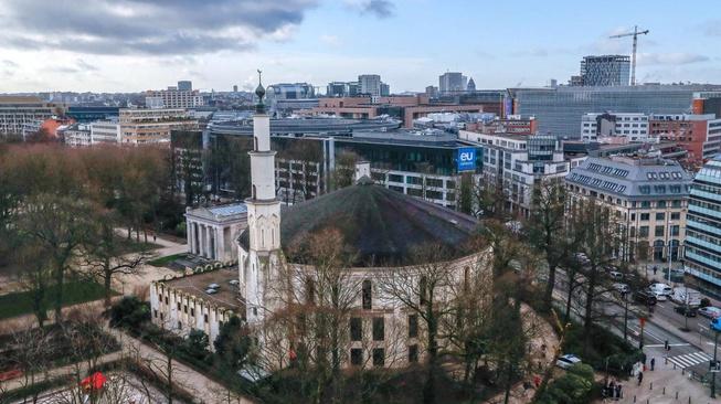 Masjid Tertua di Belgia Terancam Tutup, Politisi Sebut Jadi Sarang Teroris