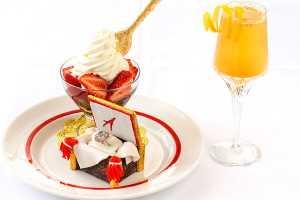 Stroberi Arnaud, Makanan Penutup Paling Mahal Sedunia